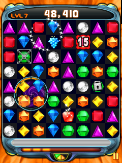 Bejeweled Twist Mobile screenshot