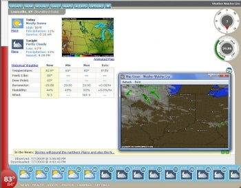 Weather Watcher Live screenshot