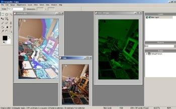 Fotografix screenshot
