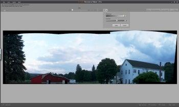 ArcSoft Panorama Maker Pro screenshot