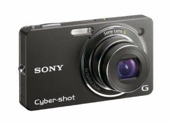 Sony Cyber-shot DSC-WX1 digital camera