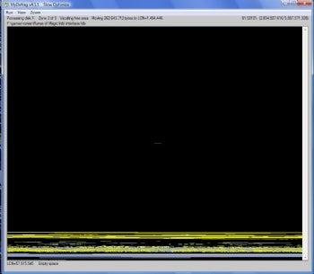 MyDefrag screenshot