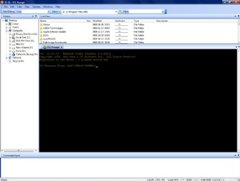 Take Command screenshot
