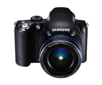 Samsung HZ25W digital camera