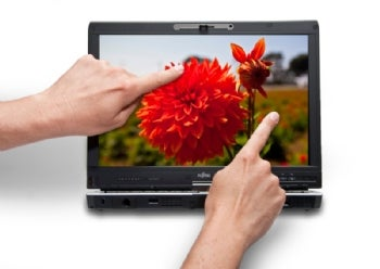 Fujitsu LifeBook T5010 with multitouch