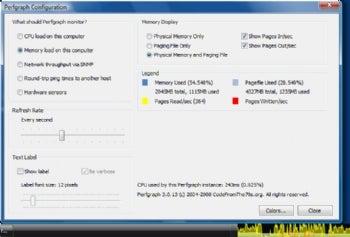 Perfgraph screenshot