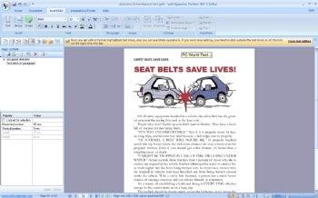 Perfect PDF Editor screenshot