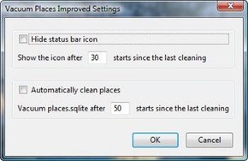 Vacuum Places Improved screenshot