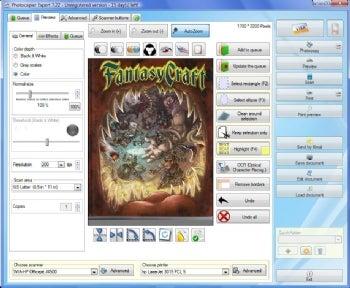Photocopier Expert screenshot
