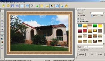 Home Photo Studio screenshot
