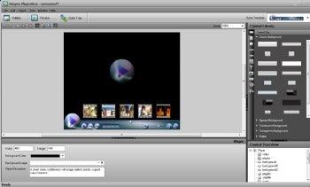 Moyea PlayerBox screenshot