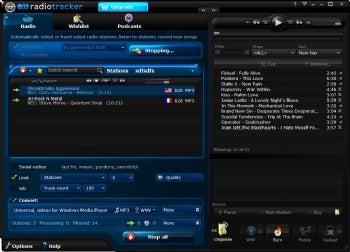 Radiotracker Free screenshot