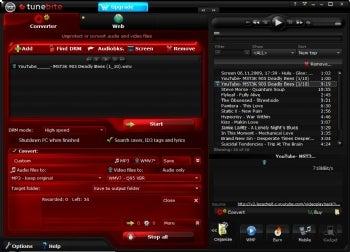 Tunebite Free screenshot