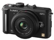 Panasonic Lumix DMC-GF1 interchangeable-lens camera