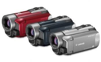 Canon Vixia HF R10 camcorder