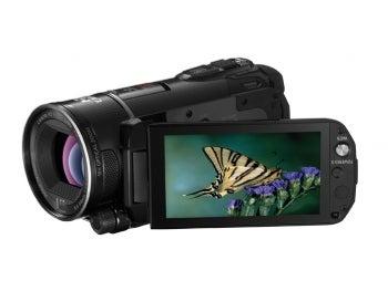 Canon Vixia HF S21 camcorder