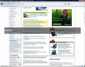 GleeBox screenshot