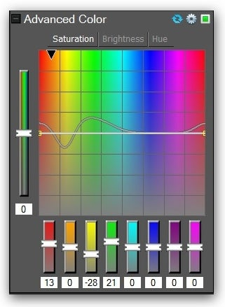 ACDSee Pro 3.0 Advanced Color tool
