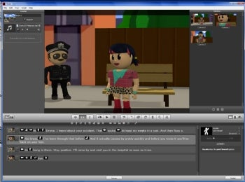 Make Bobbleheaded Animations Easily With Freebie