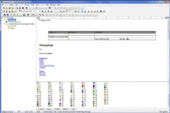 TreePad Plus screenshot