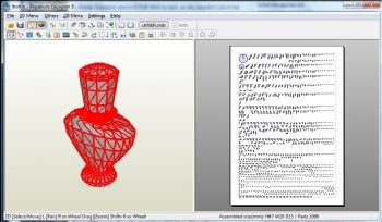 Pepakura Designer screenshot