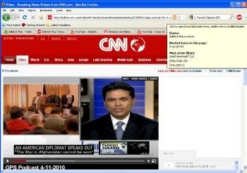 Adblock Plus screenshot