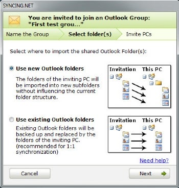 Syncing net Home Edition Syncs Outlook for Home and Small