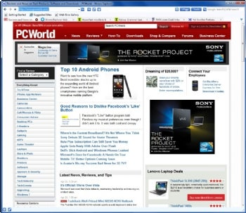 Xtravo Explorer screenshot