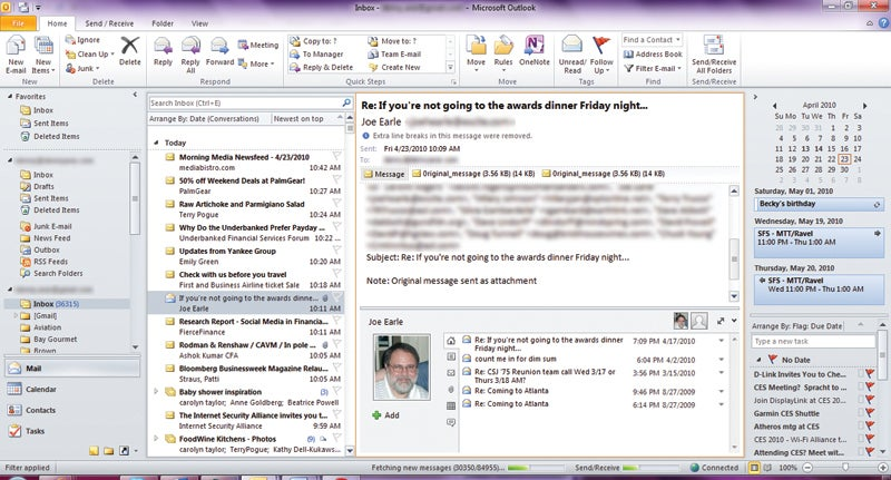 Office 2010 Review: Inside Microsoft's Newest Suite   PCWorld