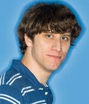 Assistant Editor Nick Mediati