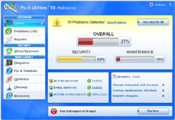Fix-It Utilities Professional 10