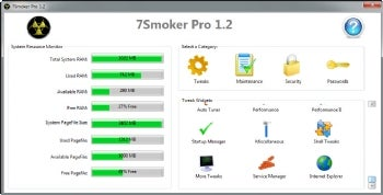 7Smoker Pro screenshot