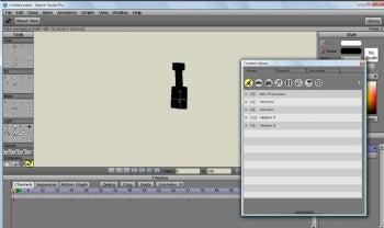 Anime Studio Pro screenshot