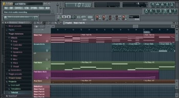 FL Studio screenshot