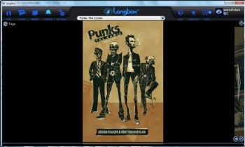 LongBox Digital screenshot