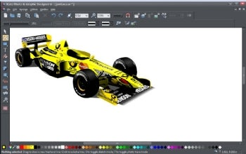 Xara Photo & Graphic Designer screenshot