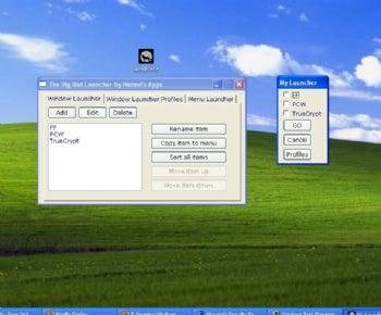 The Big Bad Launcher screenshot