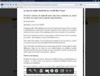iReader screenshot