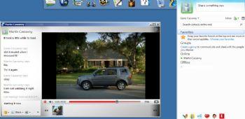 Windows Live Messenger screenshots