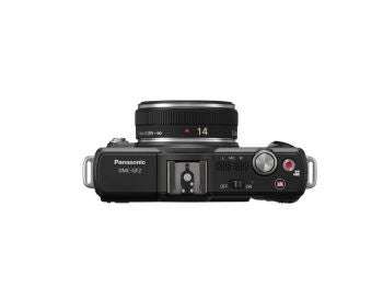 Panasonic Lumix DMC-GF2 interchangeable-lens camera