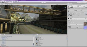 Unity 3 screenshot
