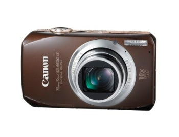 Canon PowerShot SD4500 IS pocket megazoom point-and-shoot camera
