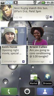 Motorola Motoblur