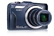 Casio Exilim EX-H20G pocket megazoom camera