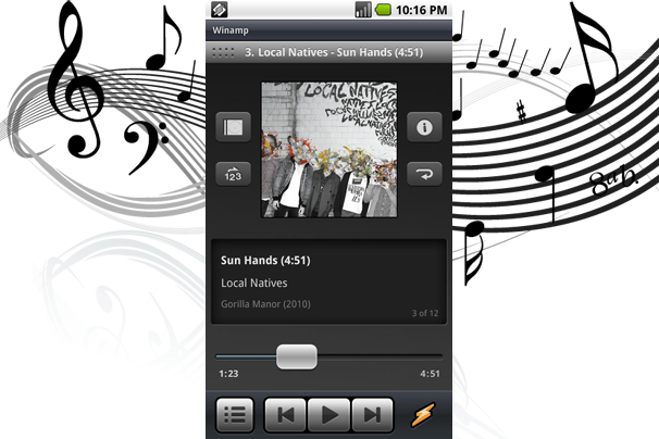 10 Great Android Apps for Music Lovers   PCWorld